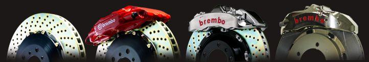 Тормозные системы Brembo Brakes (Брембо Брэйкс)