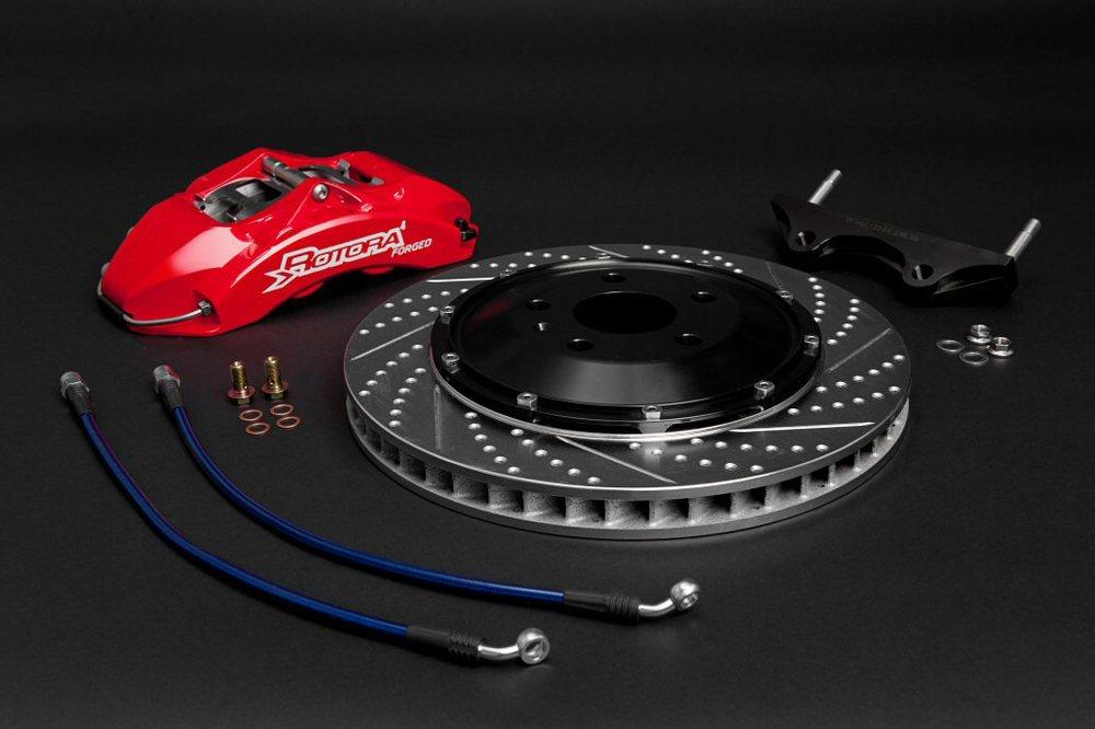 Высокопроизводительная тормозная система Rotora®