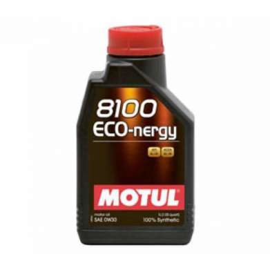 MOTUL 0W30 8100 ECO-NERGY