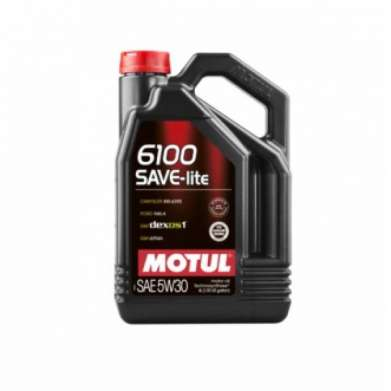 MOTUL 6100 SAVE-LITE 5W30