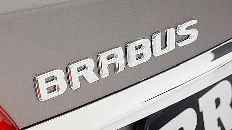 Шильдик Brabus для Mercedes-Benz